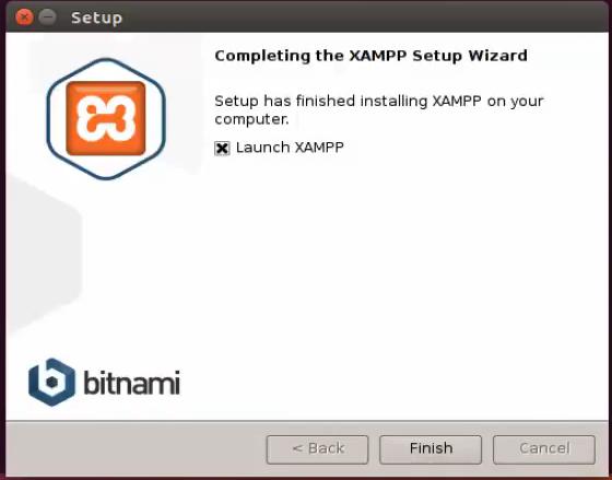 Linux XAMPP installer