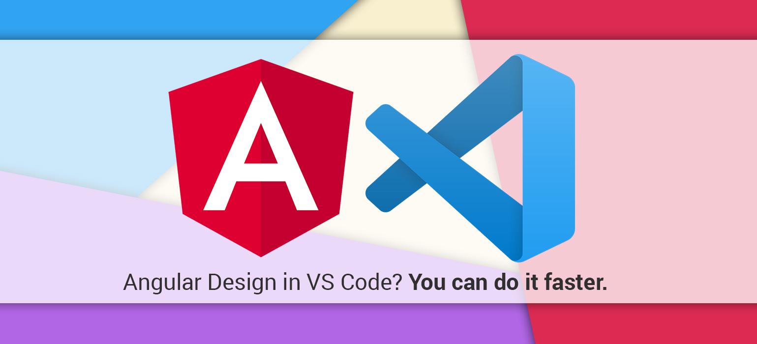 MDB Angular VS Code Extension