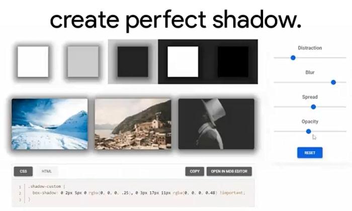 Shadows Generator